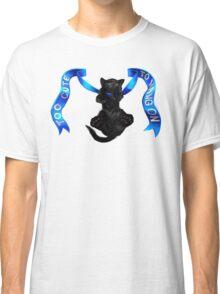 Big Foot Kitty Classic T-Shirt