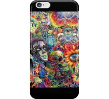 Cerebral Dysfunction iPhone Case/Skin