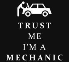 Trust me, I'm a mechanic Kids Clothes
