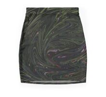 Liquid Nature Mini Skirt