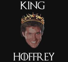 King Hoffrey. Game of thrones, David Hasselhoff parody. by Cessull