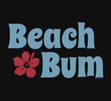Beach Bum by ArtVixen