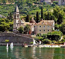 Kotor, Montenegro by Nancy Richard