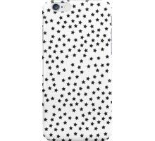 black Stars iPhone Case/Skin