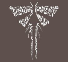 The Last Of Us: Supplies Fireflies Logo by OliverPShirts