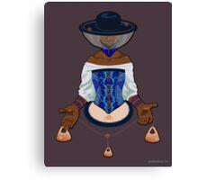 Zodiac: Libra Canvas Print