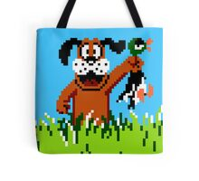 """Retro Retriever"" Duck Hunt Tote Bag"