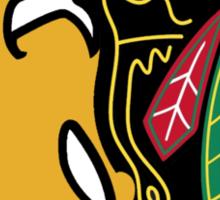 Chicago Wuhawks Sticker