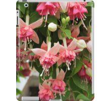 Ruffled Pink Fuchsias for your ipad iPad Case/Skin