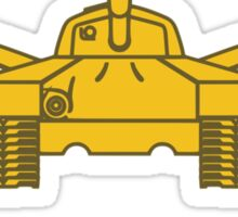 Armor Branch (United States Army) Sticker