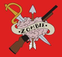 Zombie Awareness by FrannyGlass
