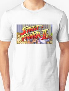 Street Fighter tension T-Shirt