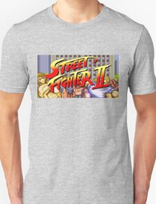 Street Fighter tension T-Shirt