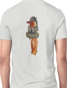 Tactical Bacon Unisex T-Shirt