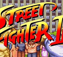 Street Fighter tension by Vault-43