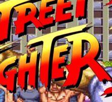 Street Fighter tension Sticker