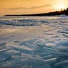 Broken - Lake Superior by Michael Treloar
