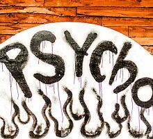 Psycho by MMPhotographyUK