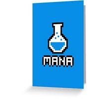 Potion - Mana Greeting Card