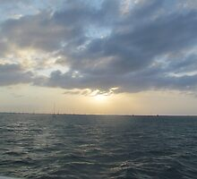 Key West Sky by GleaPhotography