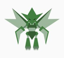 123 Scyther by Gefemon2