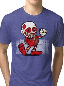 Vintage Titan Tri-blend T-Shirt