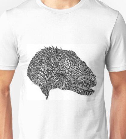 Tyrannosaurus Rex Pattern Unisex T-Shirt