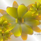 Heavenly Floral by IrisGelbart