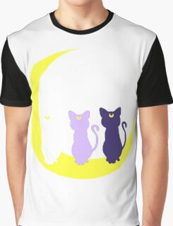 The Sailor Cats Graphic T-Shirt