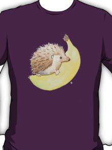 Hedgehog & Banana T-Shirt