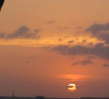 Key West sunset by GleaPhotography