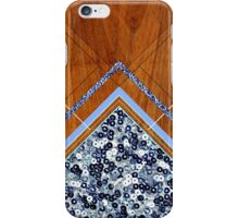 Sequin Geometry iPhone Case/Skin