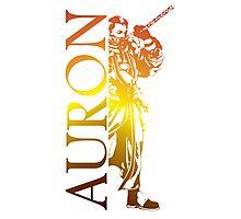 Auron - Final Fantasy X Photographic Print