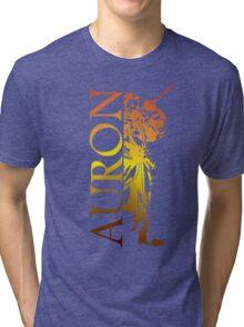 Auron - Final Fantasy X Tri-blend T-Shirt