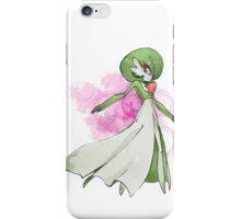 Pokemon Doodle - Gardevoir iPhone Case/Skin