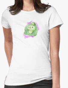 Pokemon Doodle - Duosion Womens Fitted T-Shirt