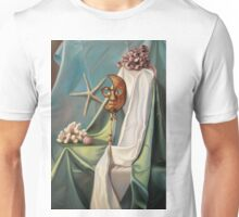 Corals and Venetian Mask Unisex T-Shirt