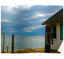 Provincetown Cabin Poster