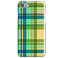 PLAID-4 iPhone Case/Skin
