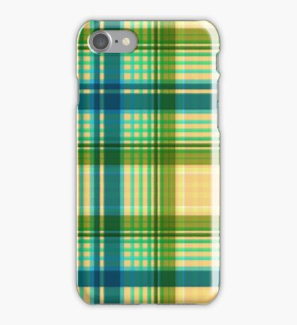 PLAID-4 iPhone Case/Skin