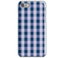 PLAID-6 iPhone Case/Skin