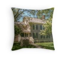 Grover Cleveland's Birthplace, Caldwell NJ, USA Throw Pillow