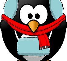 Freezin Penguin by printpals