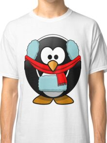 Freezin Penguin Classic T-Shirt