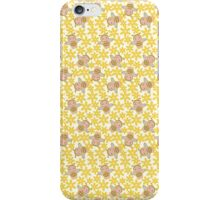 CARTOON PATTERN-BEES iPhone Case/Skin