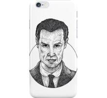 Jim Moriarty iPhone Case/Skin