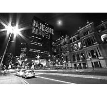 Money Intersection Photographic Print