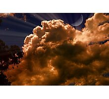 Clouds Illusions Photographic Print