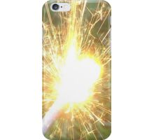 Sparklers From the Fourth of July  iPhone Case/Skin