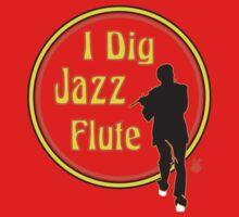 Jazz Flute by FeralRabbit